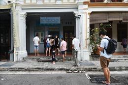 Các biện pháp kiểm soát dịch COVID-19ảnh hưởng đến tăng trưởng kinh tế Singapore