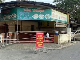 Khoanh vùng dập dịchliên quan đến các ca mắcCOVID-19 mới tại thành phố Hải Dương
