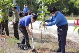 Tạo phong trào sâu rộng 'Nhà nhà trồng cây, người người trồng cây'