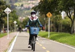 Colombia mở trở lại cửa khẩu biên giới với các nước láng giềng