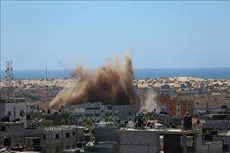 Xung đột Israel-Palestine: Mỹ và Pháp bất đồng tại Hội đồng Bảo an Liên hợp quốc