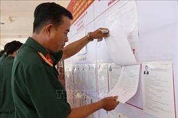 Bầu cử sớm trên cụm đảo Hòn Khoai (Cà Mau)