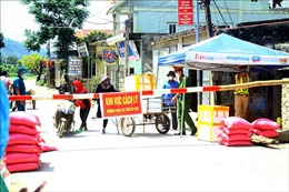 Nghệ An dừng giãn cách xã hội đối với thị xã Hoàng Mai