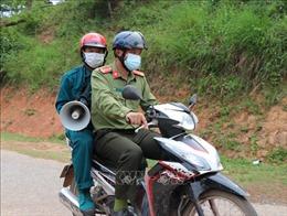 Bộ đội Biên phòng Điện Biên đồng hành cùng người dânvùngbiên giới hướng về ngày bầu cử