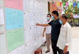 Đồng bào các dân tộc thiểu số ở Ninh Thuận sẵn sàng cho ngày bầu cử