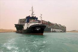 Ai Cập giảm tiền đòi đền bù đối với chủ tàuEver Given