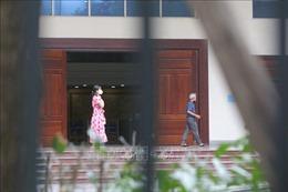 Cán bộ Tổng cục Thuế tạm thời ở lại cơ quan vì có ca nghi nhiễm COVID-19