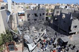 Mỹ ủng hộ giải pháp 'hai nhà nước'cho cuộc xung đột Israel-Palestine