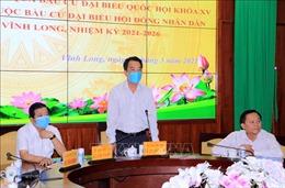 Vĩnh Long, Lào Cai bầu đủ số lượng đại biểu Quốc hội và đại biểu HĐND tỉnh