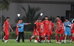Vòng loại World Cup 2022: Đội tuyển Việt Nam quyết giành ngôi đầu bảng G