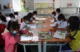Gia Lai nỗ lực duy trì phổ cập tiếng dân tộc thiểu số trong trường tiểu học