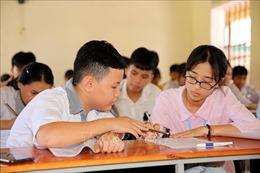 Cuộc đua vào lớp 10 công lập ở Nghệ An
