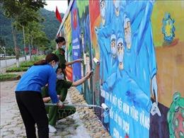 Tuổi trẻ Lai Châu khởi động Chiến dịch thanh niên tình nguyện hè