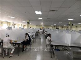 Bình Dương 'phòng vệ'cho công nhân tại các khu công nghiệp