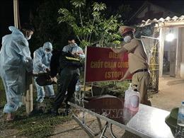 Điện Biên dỡ bỏ phong tỏa xã Si Pa Phìn của huyện biên giới Nậm Pồ