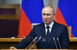 Tổng thống Nga nêu quan điểm về vấn đề hạt nhân của Triều Tiên