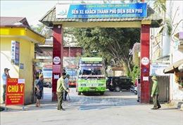 Xe khách Điện Biên đi Hà Nội được hoạt động trở lại