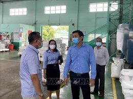 TP Hồ Chí Minh: Kiểm tra toàn diện công tác phòng, chống dịch tại doanh nghiệp