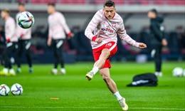 EURO 2020: Piotr Zielinski - 'Của để dành'của bóng đá Ba Lan