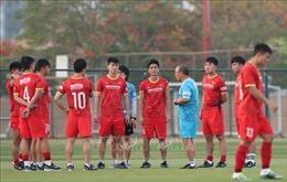 Khủng hoảng nhân sự thử tài HLV Park Hang-seo