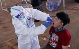 Lào lo ngại nguy cơ dịch COVID-19 bùng phát trở lại