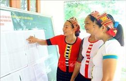 Những nữ bí thư chi bộ, trưởng bản ở Môn Sơn