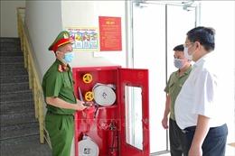 Công an Hà Nội đảm bảo an ninh trật tự, an toàn giao thông phục vụ các kỳ thi