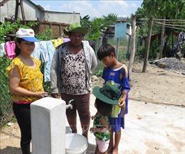 Huyện miền núi Khánh Vĩnh thiếu nước sinh hoạt trong mùa khô