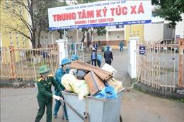 Hà Nội yêu cầu quản lý chặt chẽ chất thải nguy hại tại các khu vực cách ly tập trung