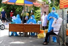 Triển khai các biện pháp ngăn chặn sớm nhất điểm lây nhiễm SARS-CoV-2