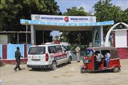 Đánh bom liều chết tại Somalia, ít nhất 15 binh sĩ thiệt mạng