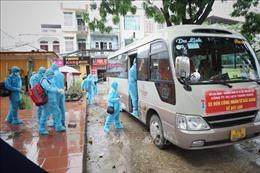 Bắc Kạn phát hiện 1 ca mắc COVID-19 là công nhân trở về từ Bắc Giang