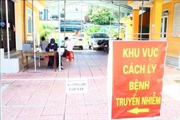 Thành phố Vinh ghi nhận thêm một trường hợp dương tínhvới SARS-CoV-2