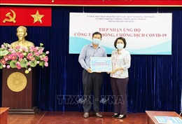 Nhiều địa phương kịp thời hỗ trợ TP Hồ Chí Minh phòng, chống dịch
