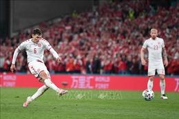 Đan Mạch - Xứ Wales: Thừa thắng xông lên