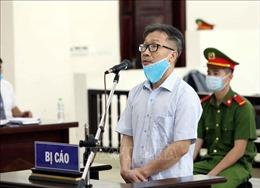 Phúc thẩm vụ án tại BIDV: Y án sơ thẩm đối với 3 bị cáo