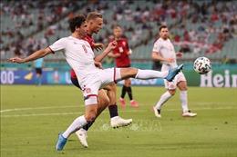 EURO 2020: Đan Mạch đối mặt với Anh bằng sự quả cảm