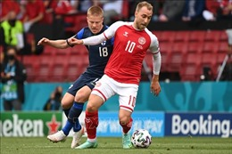 EURO 2020: UEFA mời Christian Eriksen và nhóm y tế tới dự trận chung kết