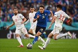 EURO 2020: Chiesa - cầu thủ của những trận đấu lớn