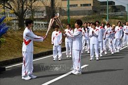 Olympic Tokyo 2020: Không rước đuốc trên đường phố Tokyo vì dịch bệnh COVID-19
