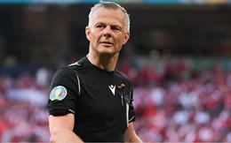 EURO 2020: Lộ diện trọng tài cầm còi trận chung kết
