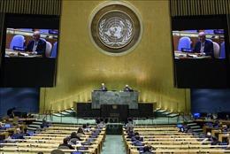 Tuần lễ cấp cao Đại hội đồng Liên hợp quốc sẽ được tổ chức theo hình thức kết hợp