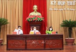 HĐND tỉnh Bắc Ninh thông qua nhiều nghị quyết quan trọng
