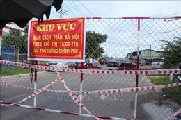 Dịch COVID-19: Bến Tre tăng cường phòng, chống dịch tại chợ dân sinh