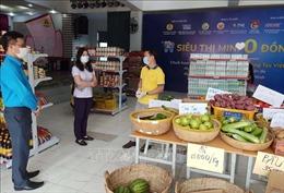 Doanh nghiệp ưutiêntiếp tế hàngtiêu dùng thiết yếuđến vùng dịchTp. Hồ Chí Minh