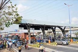 TP Hồ Chí Minh tạm dừng thu phí tại các trạm BOT đường bộ từ trưa 20/7