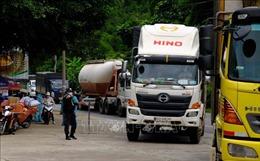 Một ngày làm việc của chốt kiểm soát phòng chống dịch 'nóng'nhất Lâm Đồng