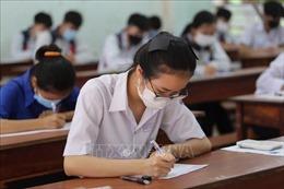 Bảo đảm quy trình chấm thi tốt nghiệp THPT nghiêm túc đến khâu cuối