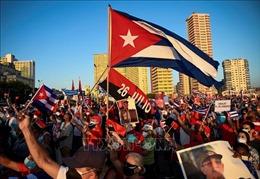 Thông điệp đoàn kết với nhân dân Cuba