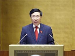 Kỳ họp thứ nhất, Quốc hội khóa XV: Kiên định 'mục tiêu kép'trong 6 tháng cuối năm